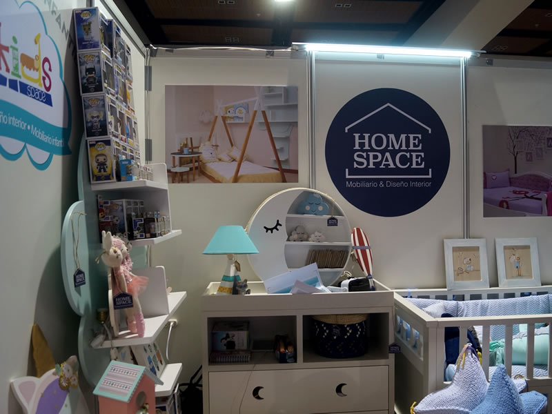 Home Space y Kidsspace en Expo Baby 2019